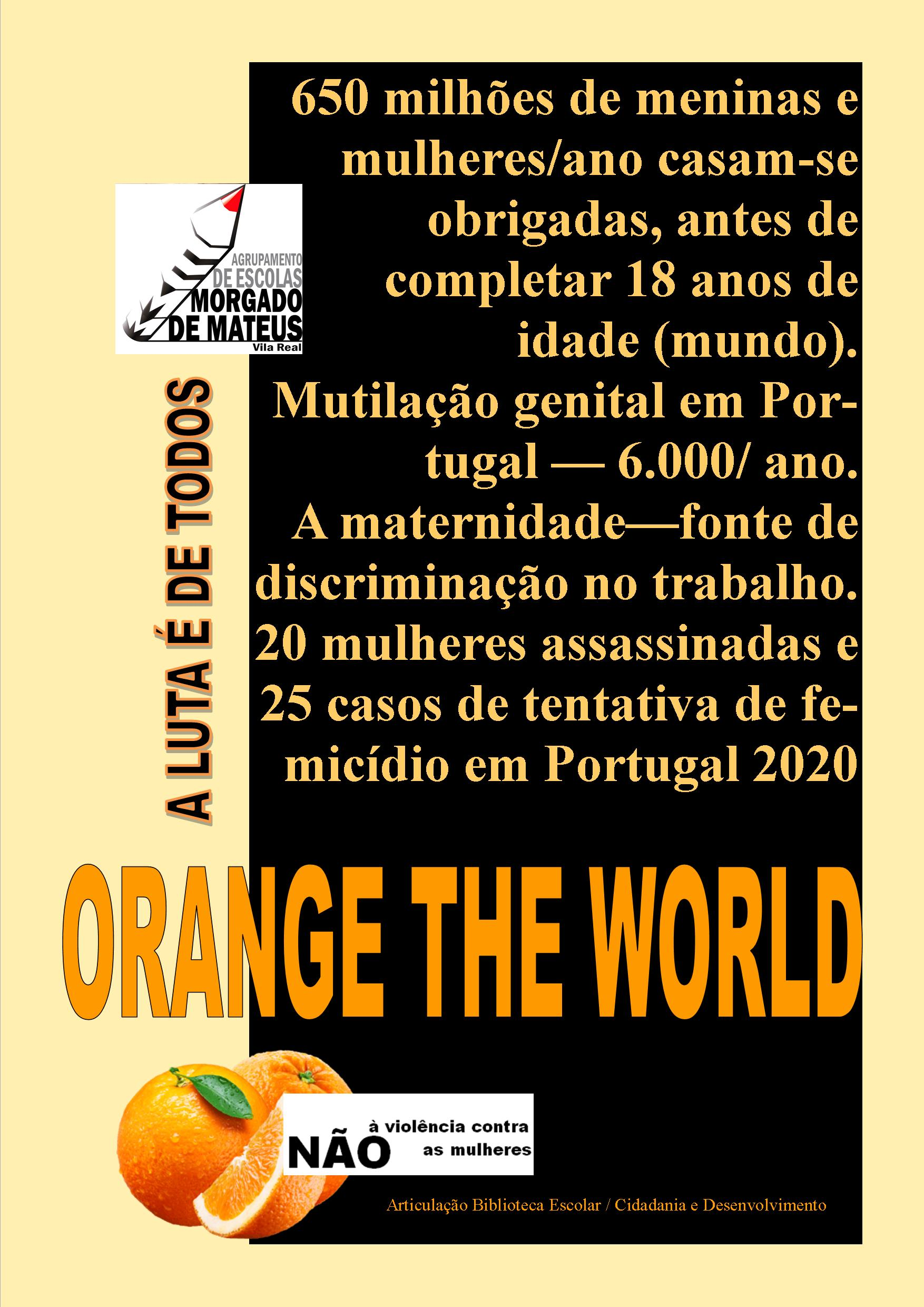 cartaz orange